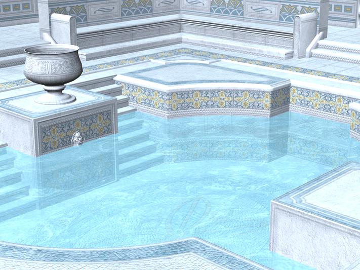 Nyaralást idéző fürdőszobák