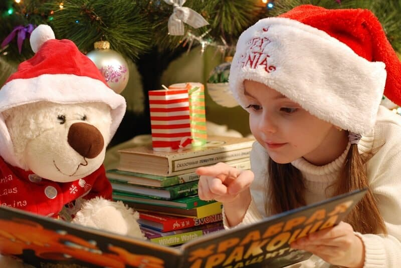 Karácsonyi versek gyerekeknek