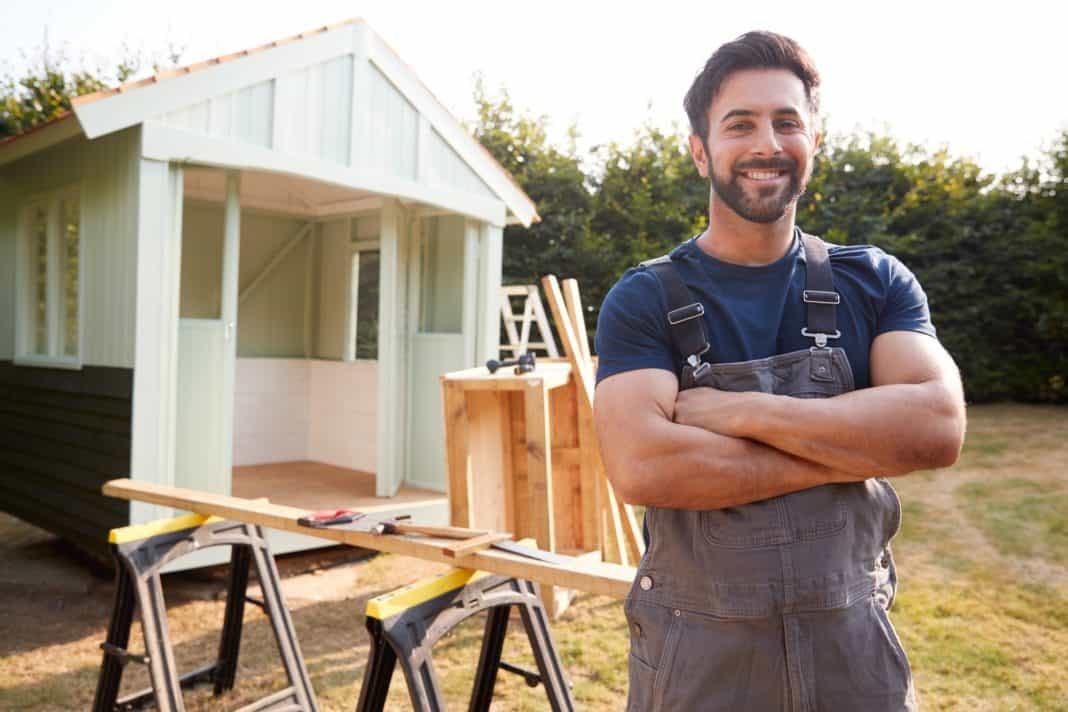 Kerti faház építése házilag