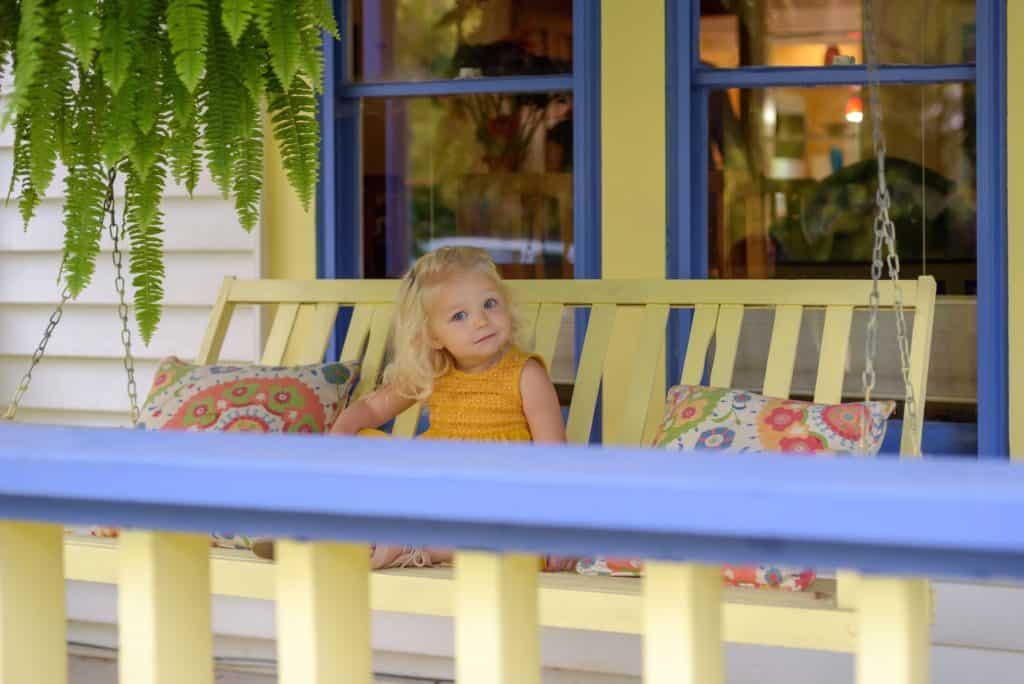 gyermek erkély