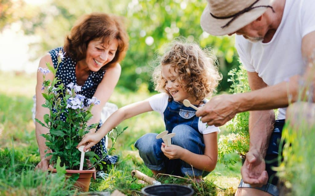 Így szerettetheted meg a kertészkedést gyerekekkel
